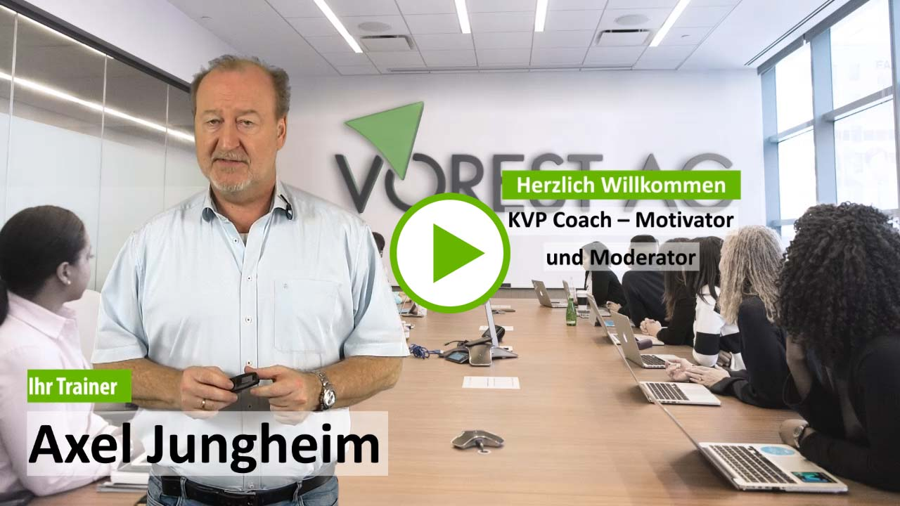 VOREST AG Ausbildung zum KVP Coach