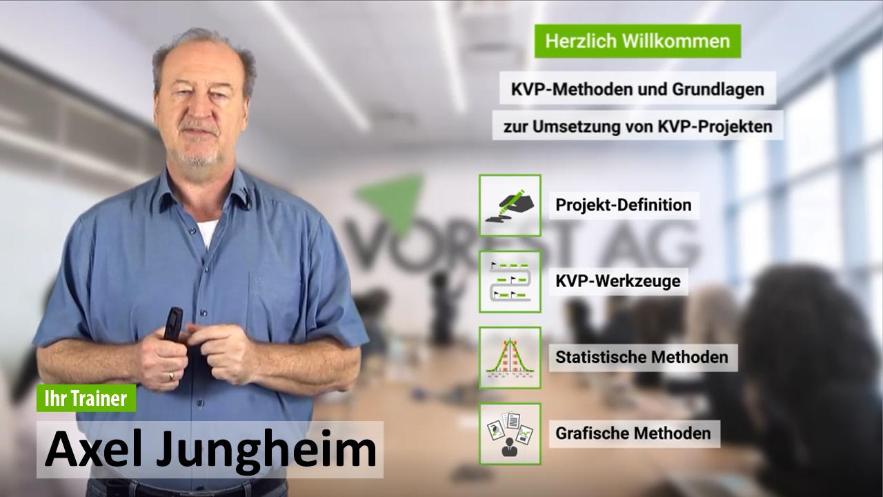 E-Learning Schulung zu KVP Grundlagen und Methoden